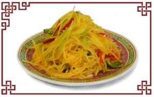 Салат с картофелем по-Сычуаньски (300г)