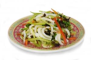 Салат с кальмаром (250г)