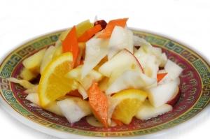 Маринованная капуста с фруктами по-сычуаньски (250г)